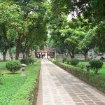 The Great Middle Gate, Temple of Literature - Hanoi