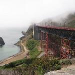 Bilde fra Golden Gate