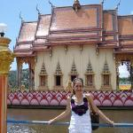 Laem Sor Pagoda Foto