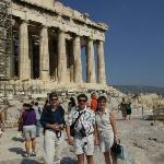 Bilde fra Akropolis