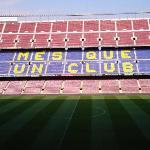 Bilde fra Camp Nou