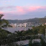 Acapulco Bay from bella Vista