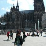 Ani in Köln. Sehr schön!!!!!