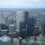 Bilde fra CN Tower