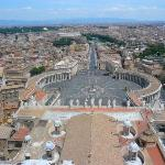 Bilde fra St. Peter's Square (Piazza San Pietro)
