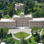 Vatican Gardens Photo