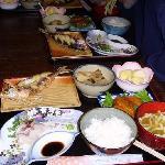 Zamami-jima dinner