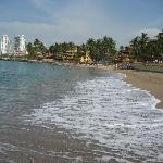The beach at Las Palmas