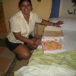 Wonderful maid Nailai