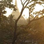 another overlooking Shwe Dagon Pagoda
