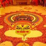it was a Onam day !
