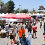 Melrose Trading Post on a sunny day