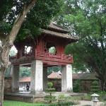 Khue Van Pavilion, Temple of Literature - Hanoi