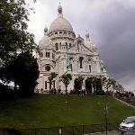 Bilde fra Sacre-Coeur