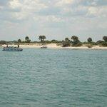 Boat cruise on inter-coastal