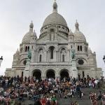 Sacre Coeur-my favorite thing that I saw
