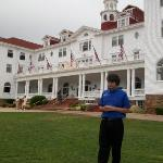 The Stanley Hotel in Estate Park CO 09 Ghost Tour
