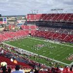 the Tampa Buccaneers vs. San Diego Chargers