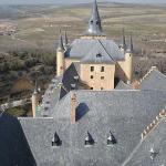 Bilde fra Alcázar de Segovia
