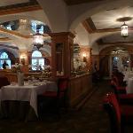 Breakfast room again!