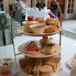 Traditional Afternoon Tea - Scrumptious!