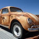 Artist's VW