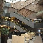 Another view of the Atrium at Lobby