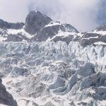 Heavenly glaciers right before your eyes