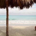 Playa del hotel.