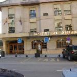 El Hotel Aníbal