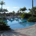 One of the pools (Akumal)