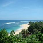 Geger Beach, Nusa Dua. Awesome place to swim and get tan!