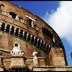 Castel Sant' Angelo (18.2.2010)  ROME