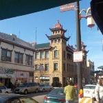 Overall View of Chicago's China Town :D