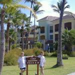 Our villa at Ocean Blue