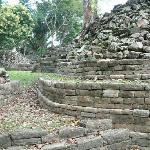 nearby mystic Maya ruins are still being excavated