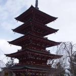 東北一の五重塔