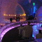 The Aurora Ice Museum Bild