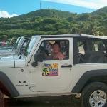 Jungle Tour in Virgin Islands