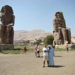 Bilde fra Colossi of Memnon