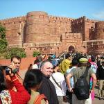 Bilde fra Agra Fort