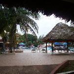 Pool area/Oasis Brisas Del Caribe