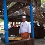 Beach Grill at Oasis Brisas/Great Cook