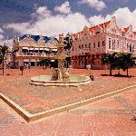 Town Square - Oranjestad