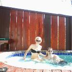 personal plunge pool :)
