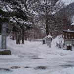 日光山温泉寺(入り口)