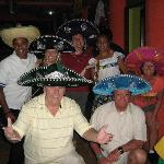 A night at the Mexican Restaurant
