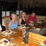 A night at the Thai Restaurant