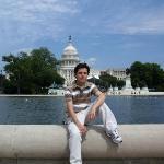 US Capitol. Otra vista del edificio del congreso de los EU.