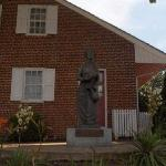 Memorial Statue of Jennie Wade